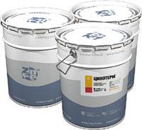 Kомпозиция антикоррозионная цинкнаполненная термостойкая ЦИНОТЕРМ купит